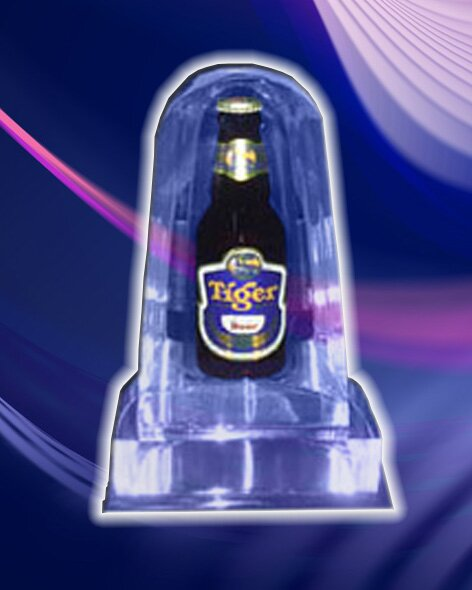 Encase Tiger Beer Bottel